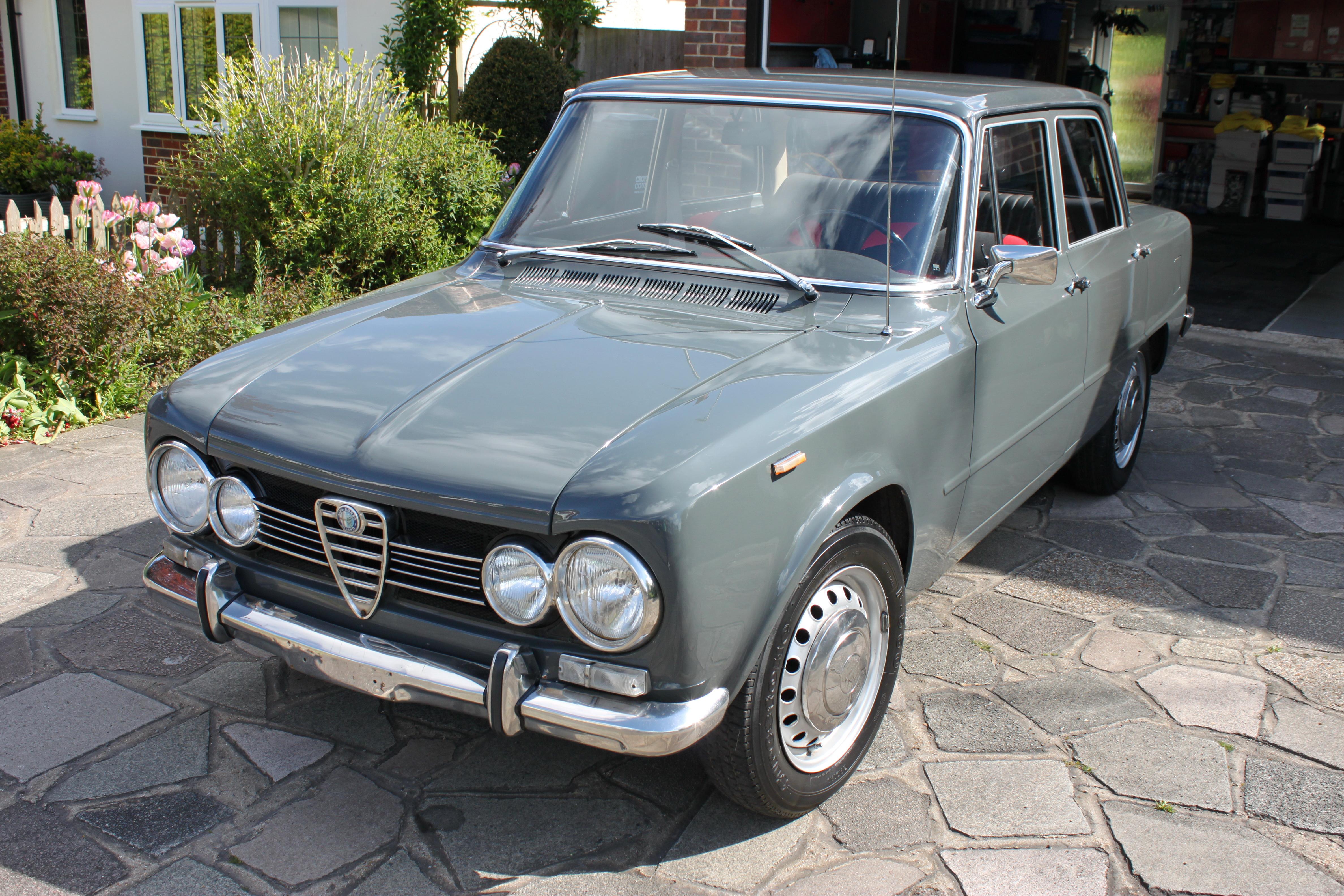 Alfa Giulia 1