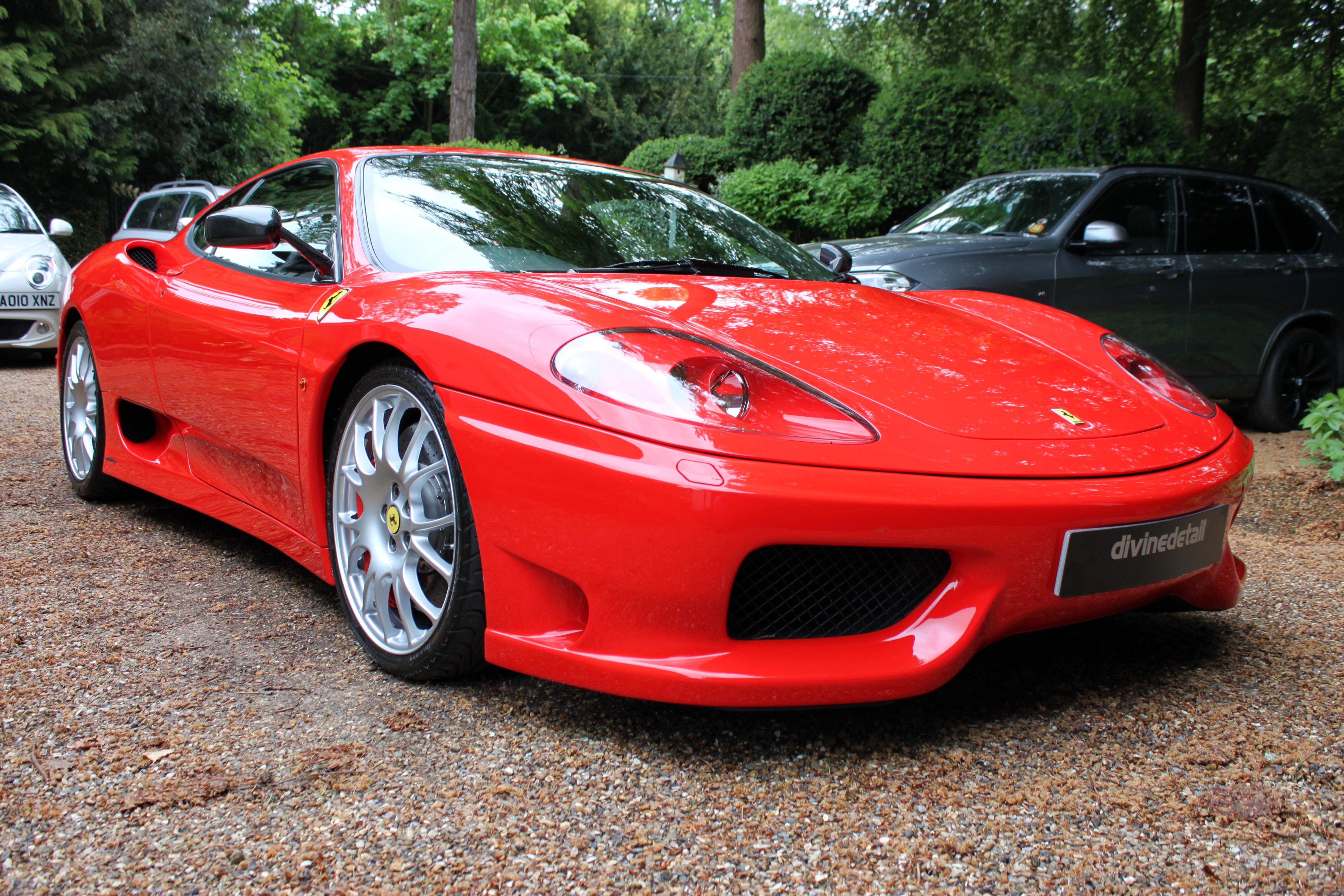 Ferrari Stradale