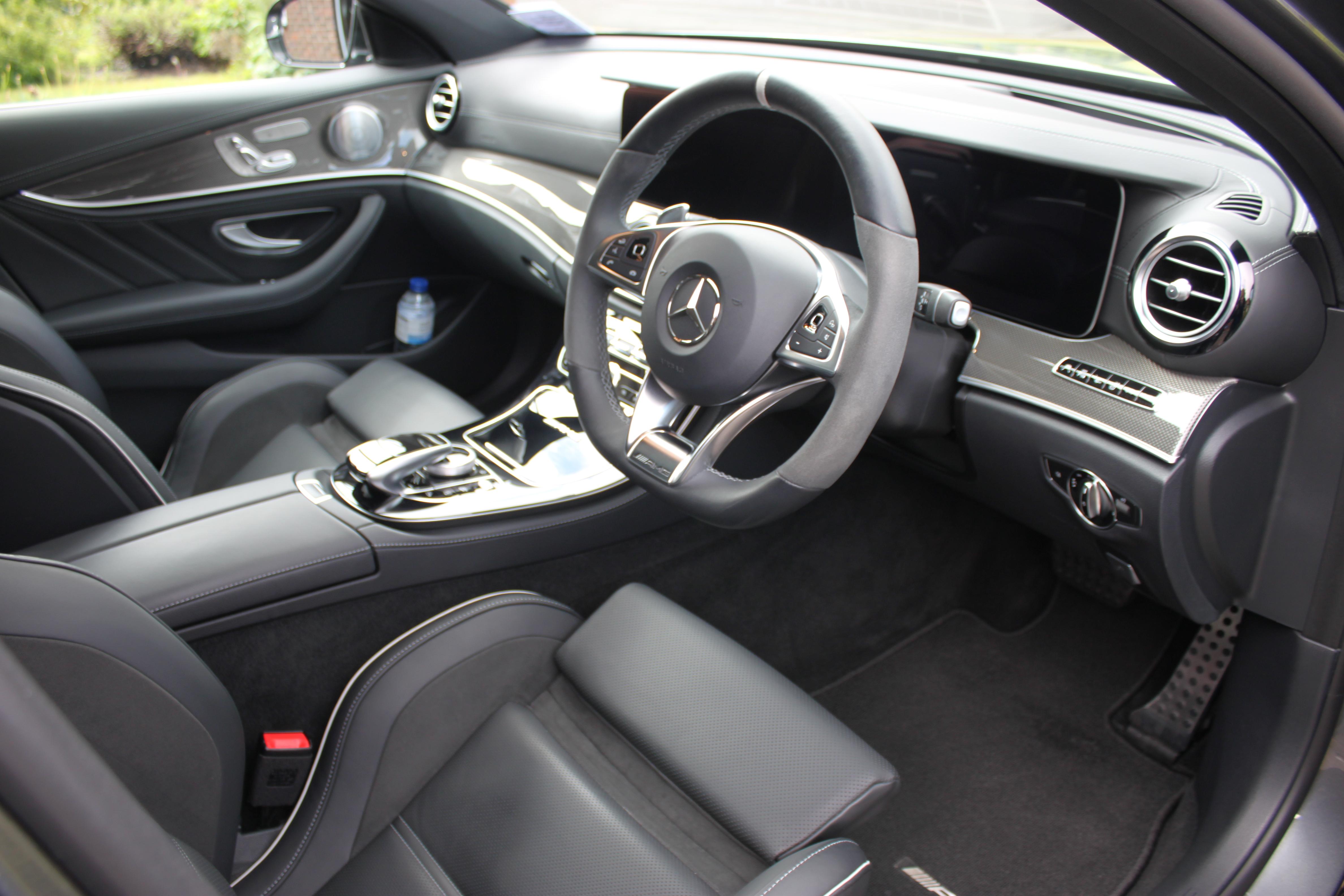 Mercedes E63S